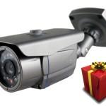 Riasztórendszer – ajándék kamerával